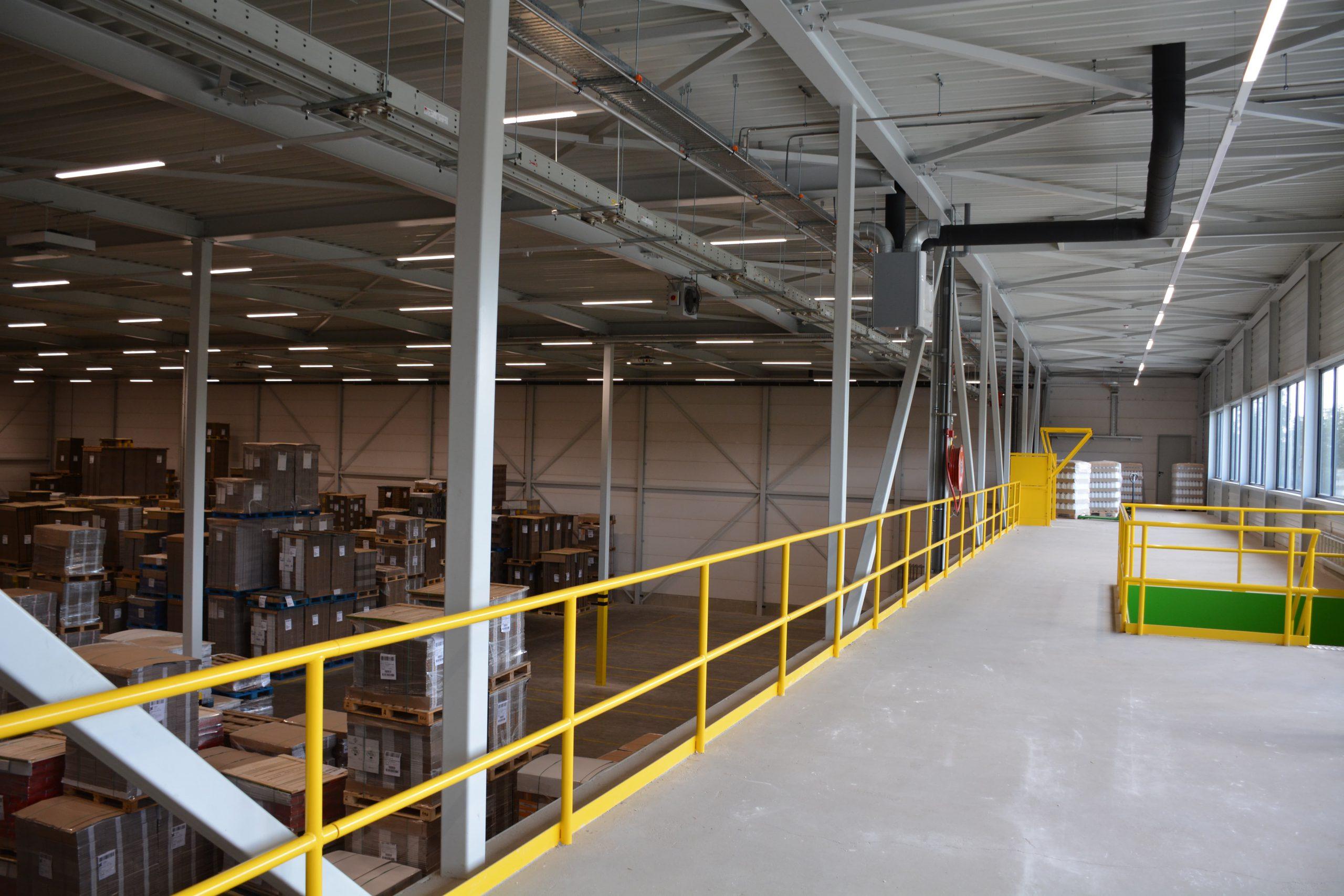 Hallenbouw door Zweersbouw BV 3