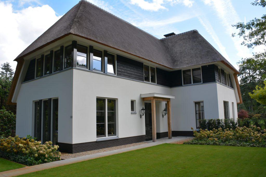 Villa Bouw en Vrije Sector Bouw door Zweers Bouw BV