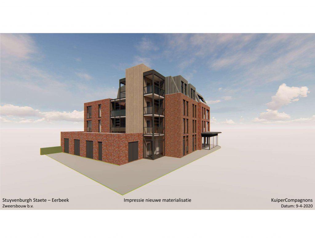 nieuwe appartementencomplex in het centrum van Eerbeek 2