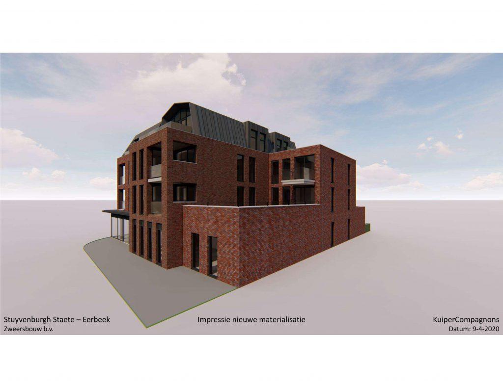 nieuwe appartementencomplex in het centrum van Eerbeek 3