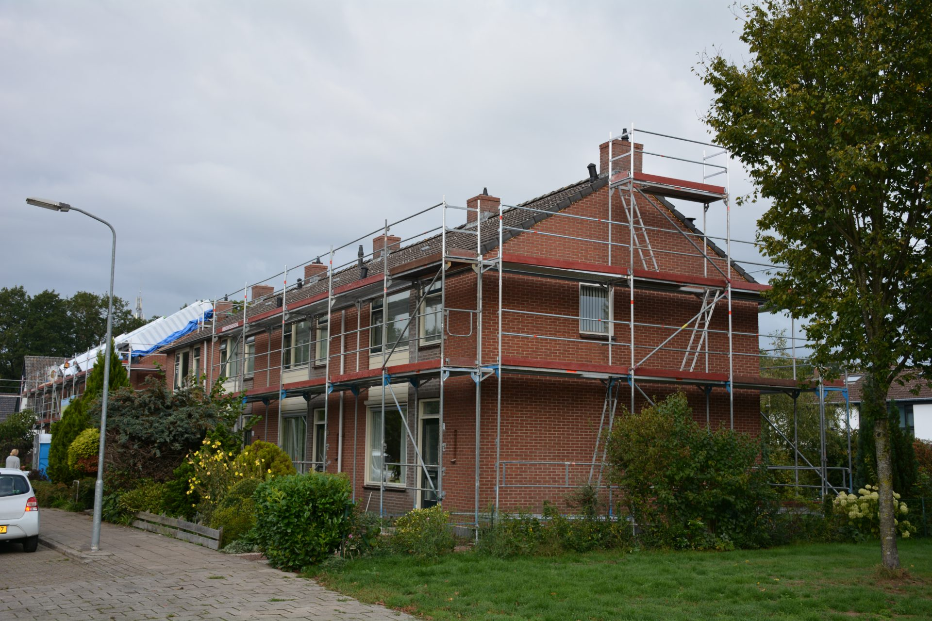 Woningbouw stijgerwerk 2